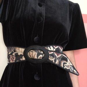 Vintage Fabric Belt